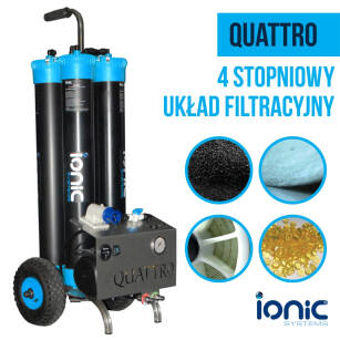 IONIC QUATTRO ELECTRIC